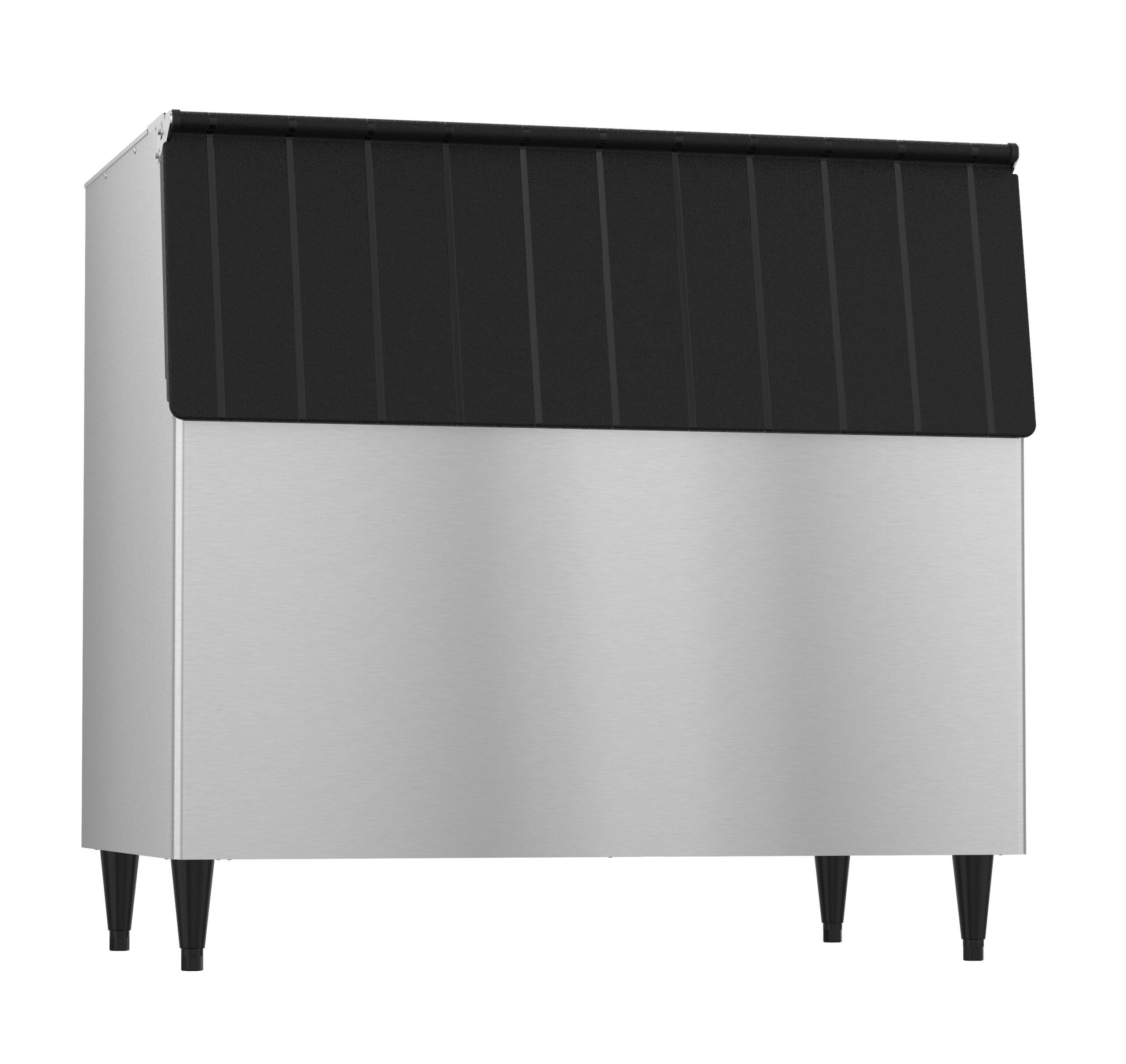 B-800SF, 48″ W Ice Storage Bin with 800 lbs