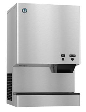 Hoshizaki DCM-300BAH Air Cooled Cubelet Cube Ice and Water Dispenser